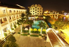 Khách sạn Thanh Binh Riverside Hoian