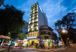 Khách sạn Silverland Yen ( Lan Lan 1 cũ)