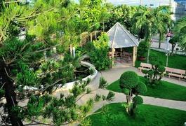 Khách sạn Đồng Xanh Châu Đốc