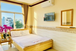 Khách sạn Mekong Rose