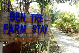 Chỗ nghỉ Bến Tre Farm Stay