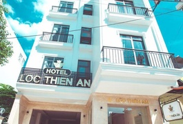 Khách sạn Lộc Thiên Ân