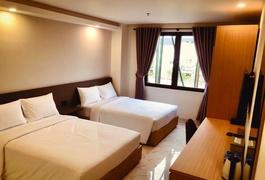 Khách sạn The Luxe Hotel Châu Đốc