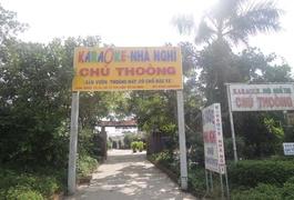 Nhà nghỉ Chú Thoong
