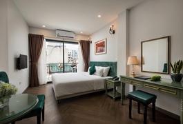 Hanoi Gatsby hotel