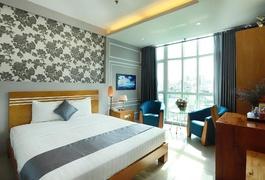 Khách sạn Luckystar 266 Đề Thám
