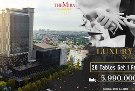 THE MIRA CENTRAL PARK