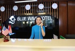 Blue Wave Cua Lo Hotel
