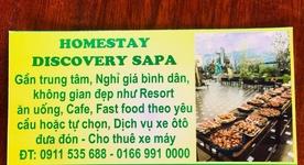 Homestay discovery Sapa