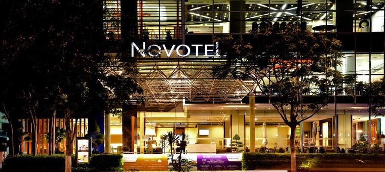 Khách sạn Novotel Nha Trang Hotel