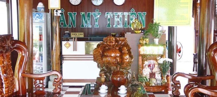Khách sạn Tan My Thien Hotel