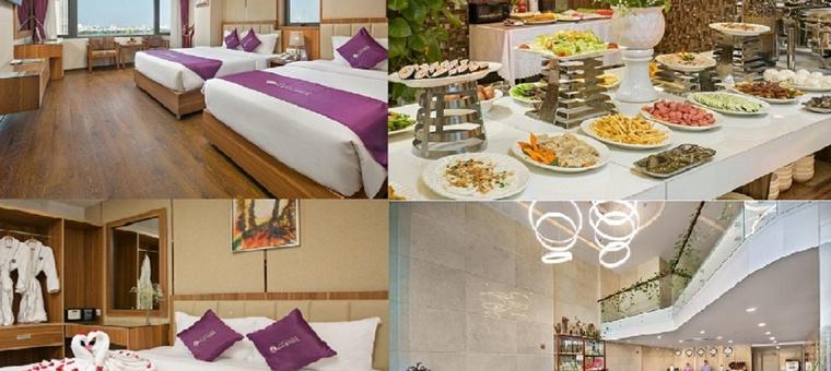 Khách sạn Lavender Riverside Hotel