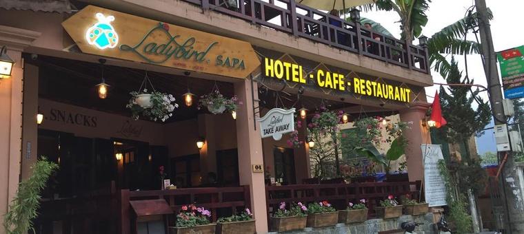 Khách sạn Ladybird Sapa Hotel