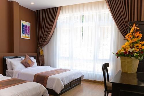 Khách sạn Uyen Phuong Hotel