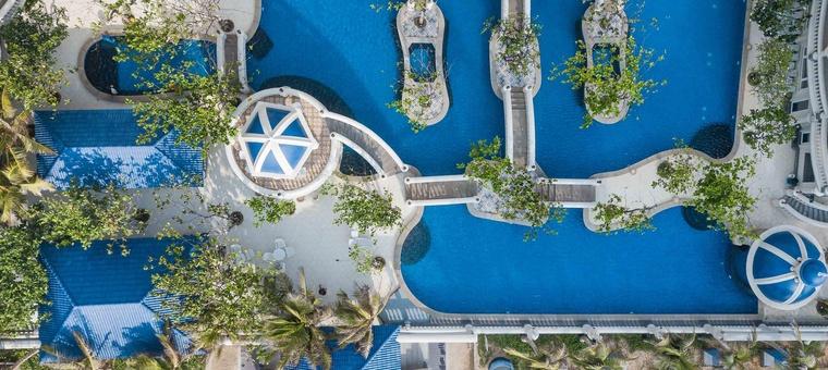 Khách sạn Lan Rung Phuoc Hai Resort & Spa