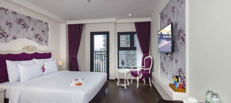 Khách sạn Bonjour Nha Trang Hotel