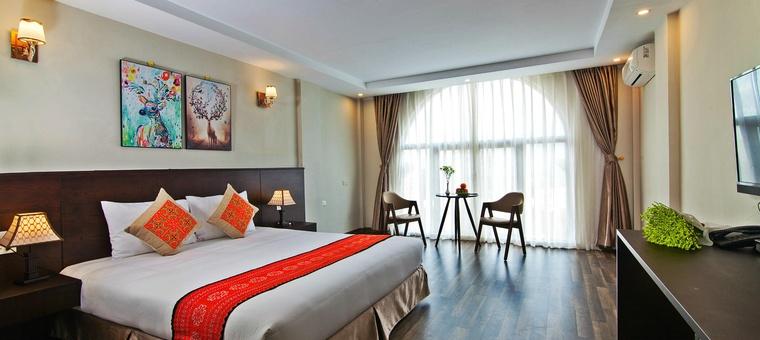 Khách sạn Lacasa Sapa Hotel