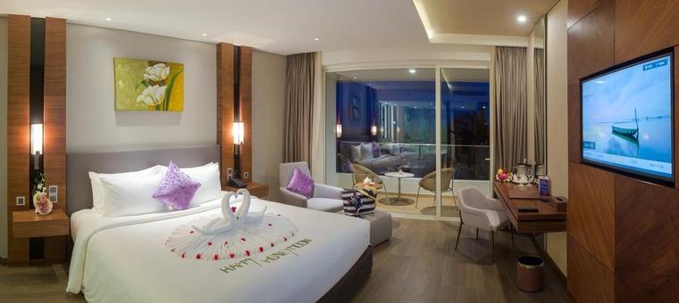 Khách sạn Seashells Hotel and Spa Phu Quoc