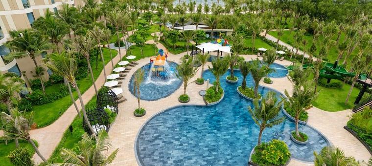 Khách sạn InterContinental Phu Quoc Long Beach Resort