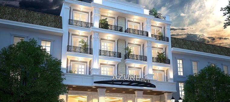 Khách sạn Azure Sapa Hotel
