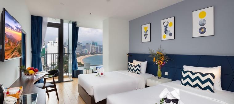Khách sạn Crown Hotel Nha Trang