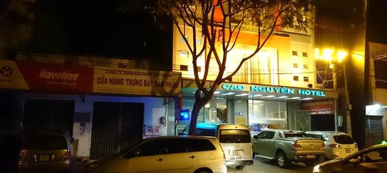 Khách sạn Cao Nguyen Hotel - Gia Lai