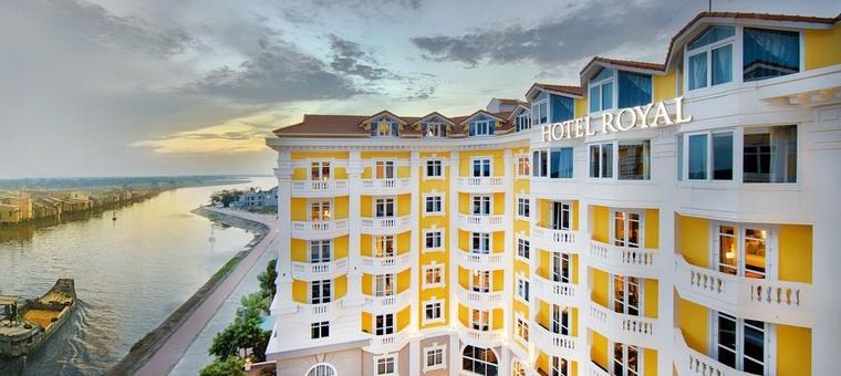 Khách sạn Hotel Royal Hoi An - MGallery by Sofitel