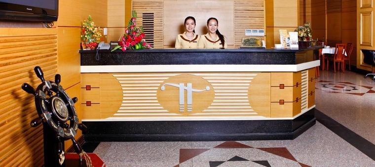 Khách sạn Thien Thao Hotel