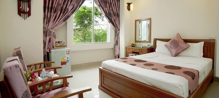 Khách sạn Dai Long Hotel