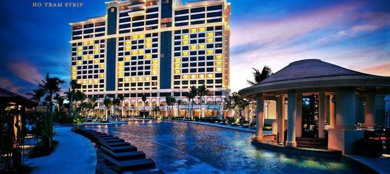 Khách sạn The Grand Ho Tram Resort & Casino