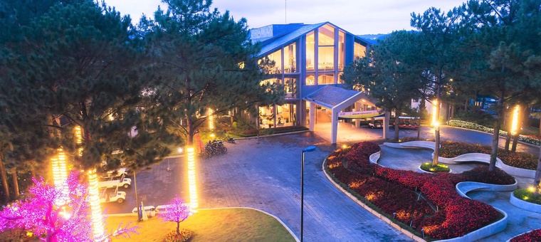 Khách sạn Terracotta Hotel & Resort Dalat