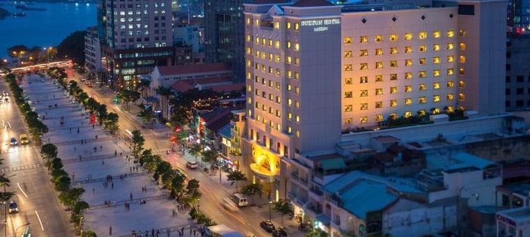 Khách sạn Saigon Prince Hotel (Formerly Duxton Hotel Saigon)