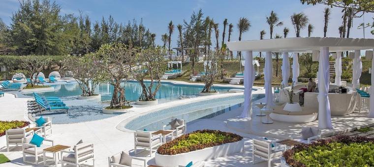 Khách sạn Anoasis Resort Long Hai
