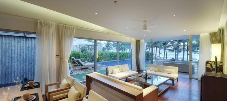 Khách sạn Naman Retreat