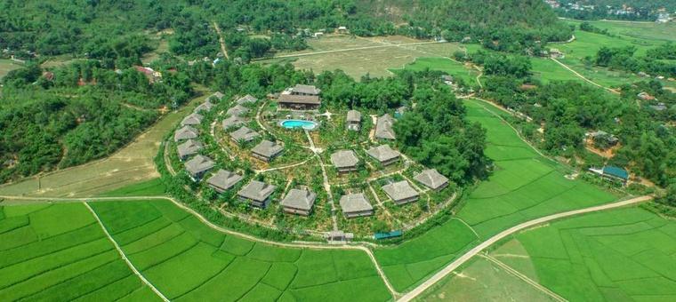 Khách sạn Mai Chau Ecolodge