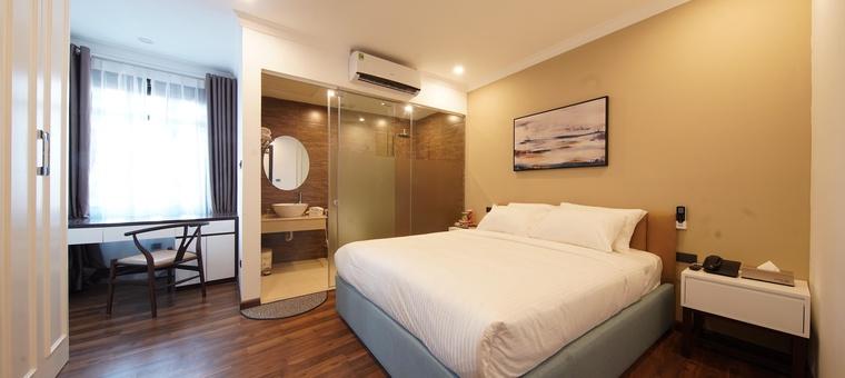 Khách sạn Hovi Hoang Cau 3 - My Hotel