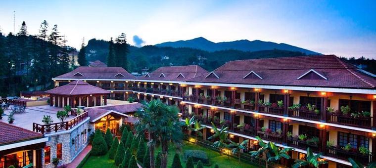 Khách sạn Victoria Sapa Resort & Spa