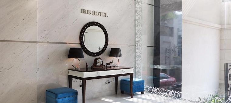 Khách sạn Iris Hotel