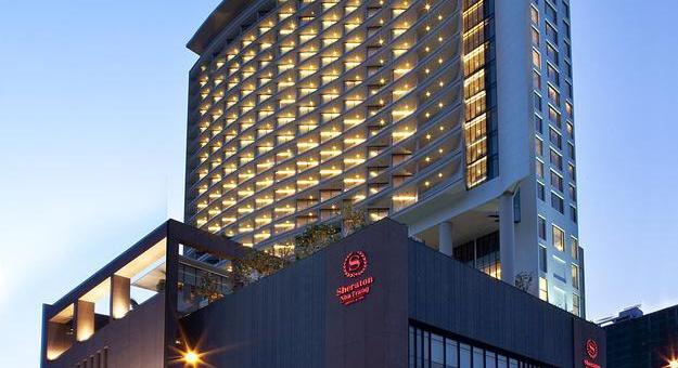 Khách sạn Sheraton Nha Trang Hotel & Spa