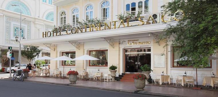 Khách sạn Hotel Continental Saigon
