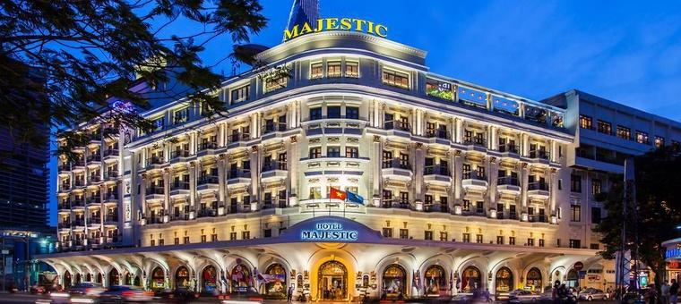 Khách sạn Hotel Majestic Saigon