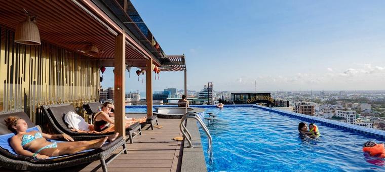 Khách sạn Cicilia Hotel and Spa