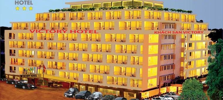 Khách sạn Victory Hotel