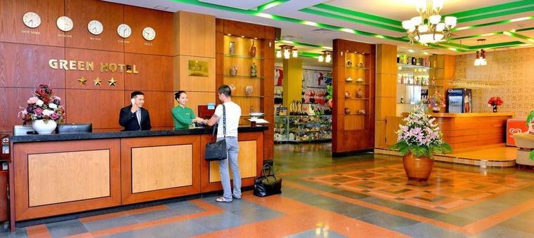Khách sạn Green Hotel Vung Tau