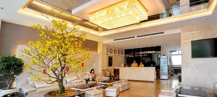 Khách sạn Dendro Hotel