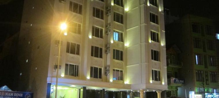Khách sạn Dragon Airport Hotel