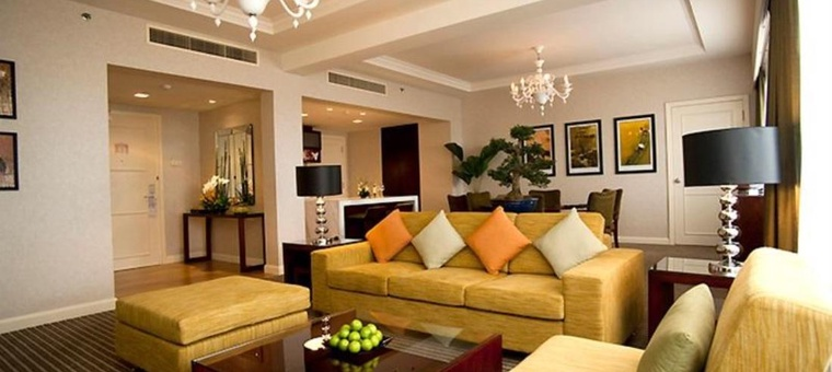Khách sạn Hotel Equatorial Ho Chi Minh City