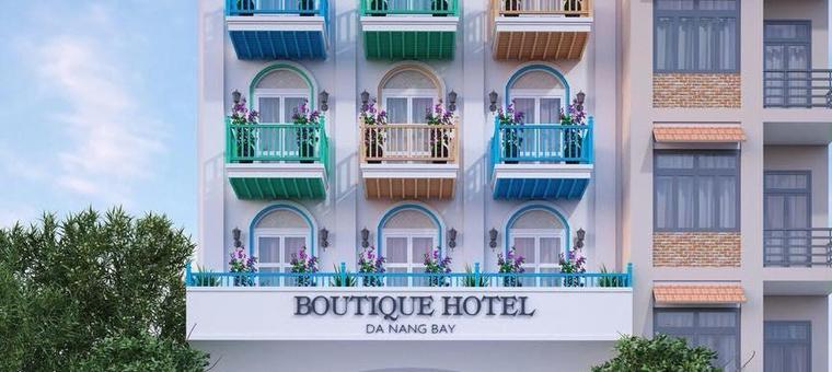 Khách sạn SANTORI HOTEL DANANG BAY
