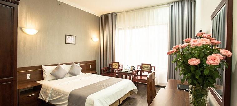 Khách sạn My Lan Hotel Hanoi