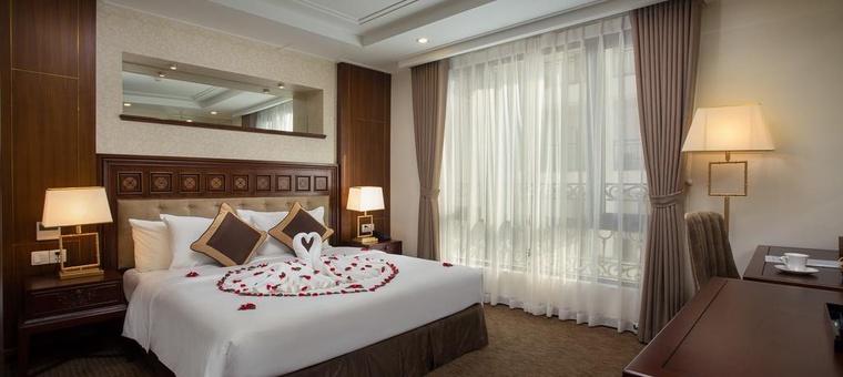 Khách sạn Rex Hanoi Hotel